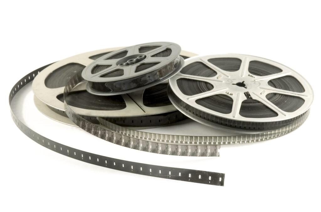 Digitaliseren van 8mm film