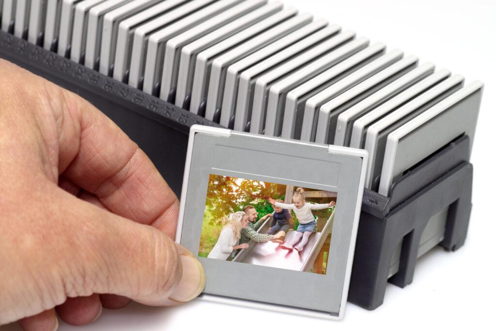 Uw oude dia's digitaliseren in Zutphen